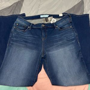 Torrid Relaxed Boot Cut Jeans